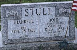 Maj John Stull