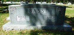 Mamie Lee <i>Hearne</i> Bass