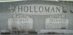 Tillman David Holloman