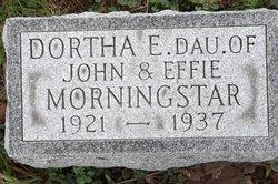 Dorothy R. Morningstar