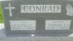 Frieda <i>Eickhoff</i> Conrad