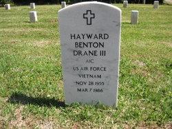 Hayward Benton Drane, III