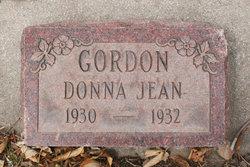 Donna Jean Gordon