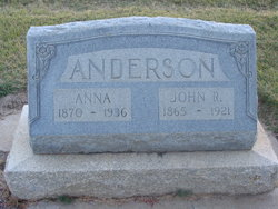 John R Anderson