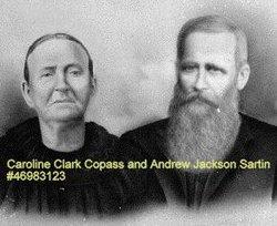 Andrew Jackson AJ Sartin