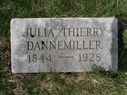 Julia <i>Thierry</i> Dannemiller
