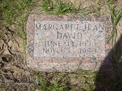 Margaret Jean David