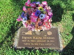 Steven Ralph Steve Broome
