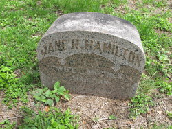 Jane <i>Huguley</i> Hamilton