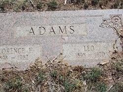 Leo Adams