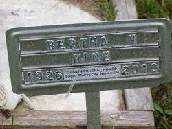Bertha Virginia <i>Mash</i> Hine
