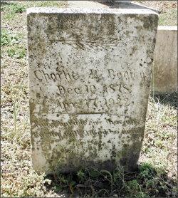 Charlie B Bagley