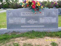 Juanita <i>Presley</i> Benningfield