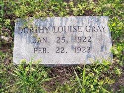 Dorothy Louise Gray