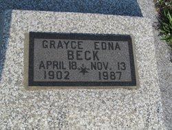 Grayce Edna Beck