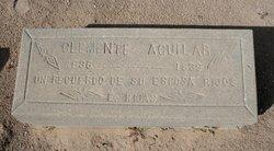 Clemente Aguilar