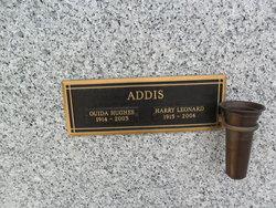Quida <i>Hughes</i> Addis