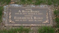 A Ruth Baird