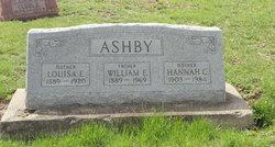 Hannah Cecil <i>Mitchell</i> Ashby