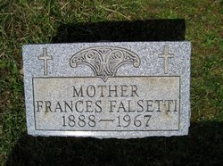 Francesca Frances <i>Maruca</i> Falsetti