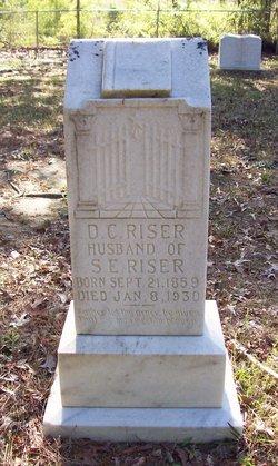 Daniel Cicero Riser