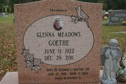 Glenna <i>Meadows</i> Goethe