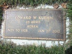 Edward Wilbur Ed Kuehn
