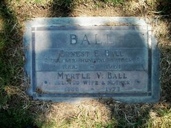 Ernest E Ball, Sr