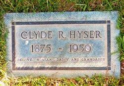 Clyde Roach Hyser