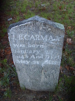 J B Carman