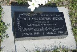 Nicole Dawn <i>Roberts</i> Becnel