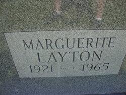 Marguerite <i>Hutto</i> Layton