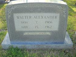 Walter Alexander