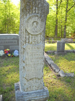 William Francis Frank Alexander