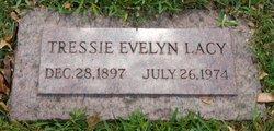 Tressie Evelyn <i>Bradford</i> Lacy