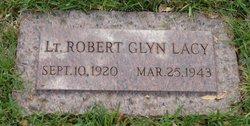 Lieut Robert Glyn Lacy