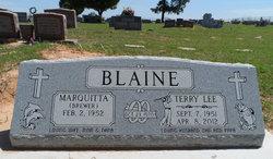 Terry Blaine