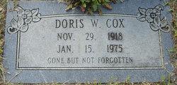 Doris White Pud Cox