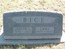 Emma C. <i>Dewberry</i> Bice