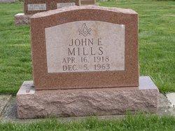 John E. Mills