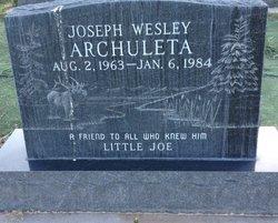 Joseph Wesley Archuleta