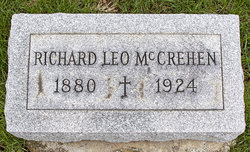 Richard Leo McCrehen