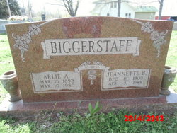 Arlie A Biggerstaff