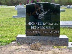 Michael Douglas Benningfield