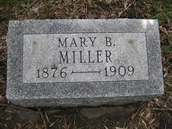 Mary Ellen <i>Blanchard</i> Miller