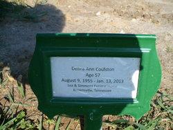 Debra Ann <i>Gibson</i> Coulston