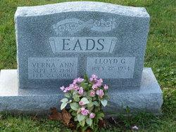 Lloyd Gene Teddy Eads