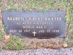 Reuben Gilbert Baxter