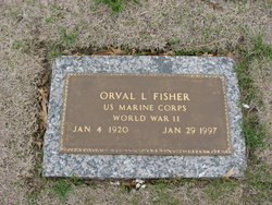 Orval L Fisher