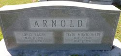 Lizzie Clyde <i>Montgomery</i> Arnold